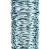 Decoration paint wire Ø0,30mm 30g/50m ice blue