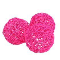 Decoball Pink 10cm 6pcs