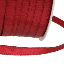 Gift and decoration ribbon 6mm x 50m Bordeaux