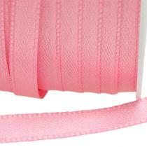 Gift ribbon pink 6mm x 50m