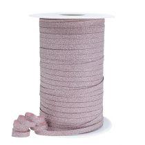 Decorative ribbon light purple 5mm 150m