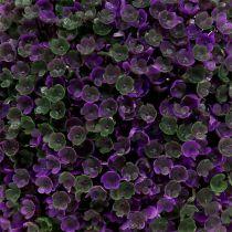 Decorative ball in purple Ø20cm