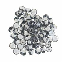Decorative Stones Diamonds Acrylic Gray Ø1.2cm 175g