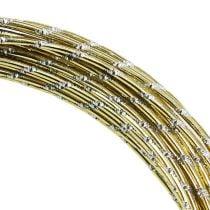 Diamond aluminum wire gold 2mm 10m