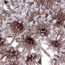 Dill artificial snow Ø15cm L80cm 1pc