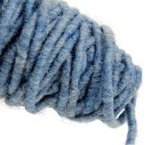 Wick thread 55m blue