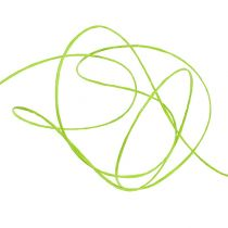 Wire wrapped 50m apple green