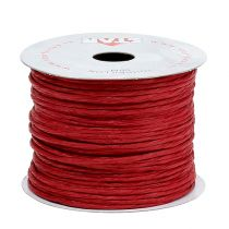 Wire wrapped 50m red