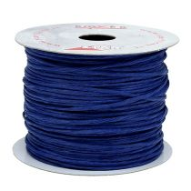 Wire wrapped in 50m dark blue