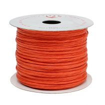 Wire wrapped in 50m of orange