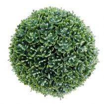 Echeveria ball artificial green Ø18cm