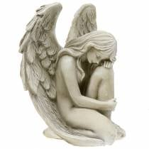 Decorative angel grave jewelry 16.5cm × 12cm H19cm