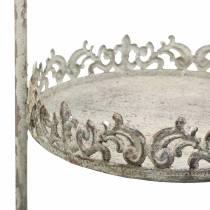 Etagere gray antique H66,5cm
