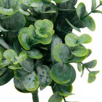 Artificial eucalyptus wedding decoration eucalyptus branches green H26cm