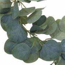 Door wreath eucalyptus artificial eucalyptus wreath Ø38cm
