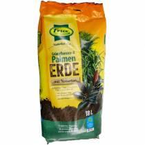 FRUX green plant and palm soil 18l