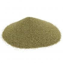 Color sand 0.5mm yellow gold 2kg