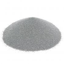 Color sand 0.5mm silver 2kg