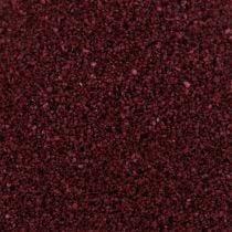 Color sand 0.5mm burgundy 2kg
