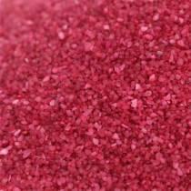 Color sand 0.5mm fuchsia 2kg