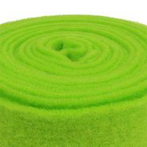 Felt tape 15cm x 5m green