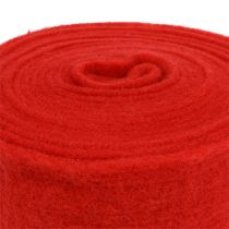 Felt tape 15cm x 5m red