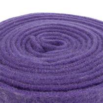 Felt tape 15cm x 5m purple