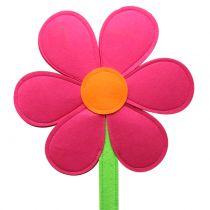 Feltflower Pink 87cm