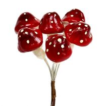 Toadstool on wire 12Bd.