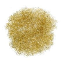 Flower Hair Tinsel Gold 200g Angel Hair