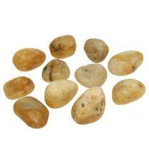 River pebbles amber 5kg