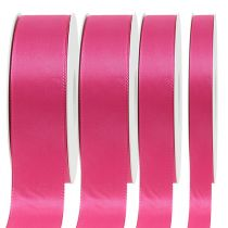Gift and decoration ribbon 50m Pink