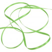 Gift ribbon light green 3mm 50m