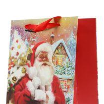 Santa Claus gift bag 32cm x 26cm x 10cm