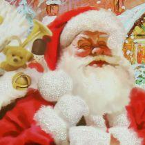 Gift bag Santa Claus 24cm x 18cm x 8cm
