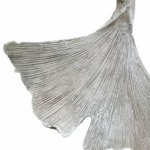 Grave decoration ginkgo leaf for hanging 10cm 4pcs
