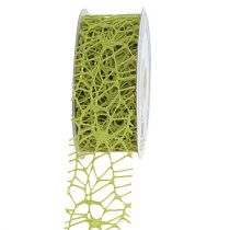 Grid tape green 40mm 10m