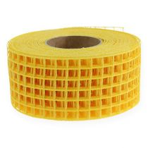 Mesh tape 4.5cm x 10m yellow