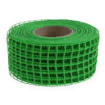 Mesh tape 4,5cmx10m green