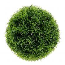 Grass ball green Ø20cm 1p