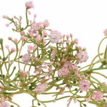Gypsophila garland Pink 180 cm