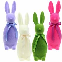 Bunny flocked 49cm Different colors