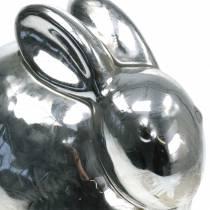 Rabbit silver antique H14,5cm