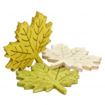 Maple leaves for spreading autumn colors sorted 4cm 72pcs