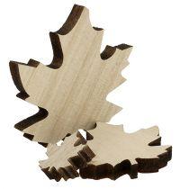 Wood leaves, maple leaves Mix 2,5cm - 7cm 36pcs