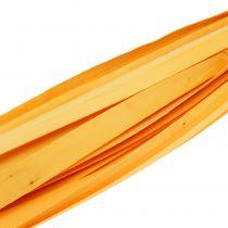 Wooden stripes yellow 95cm - 100cm 50pcs