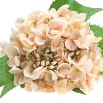 Hydrangea artificially pink 61cm
