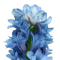 Artificial Hyacinth Blue, White 31cm 3pcs