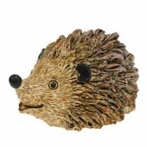 Decoration figure hedgehog nature 6,5cm