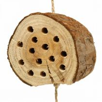 Insect hotel wood H65cm nesting aid to hang up